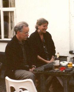 'Max' Sebald en Ria Loohuzen