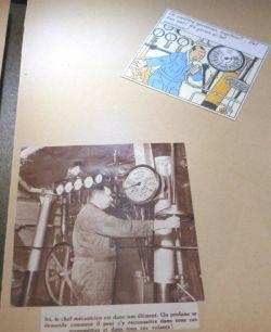 duikboot: documentatie en toepassing door Hergé.
