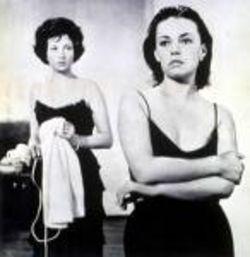 La Notte van Antonioni - Jeanne Moreau en Monica Vitti (1961)