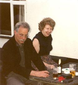 W.G.Sebald en Janine Rosalind Dakyns
