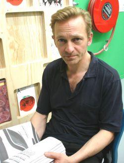 Michaël Borremans in De Appel