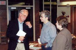 W.G.Sebald (1944-2001) na een lezing