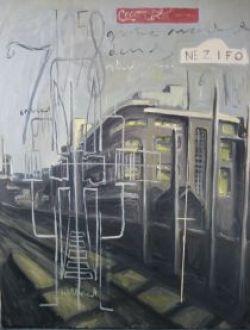 schilderij uit de academietijd (1991)