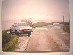 Saab op Diemerzeedijk (1999)