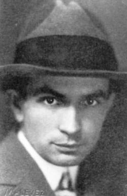 Paul van Ostaijen (ook een heel vroege Kafka-vertaler)
