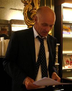 Hugo Koolschijn leest zijn keuze