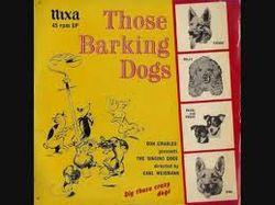 de zingende honden