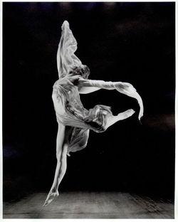 Isadora Duncan doet sluierdans (jaren '20)