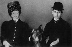 Hansi Szokoll en Franz Kafka