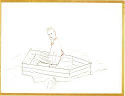'Beckett in de vijver van zijn broer'